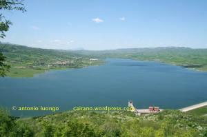 lago di conza, acqua potabile per la Puglia _a.luongo 2008