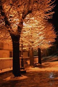 la neve a cairano